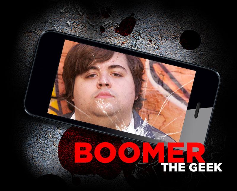 Boomer the Geek