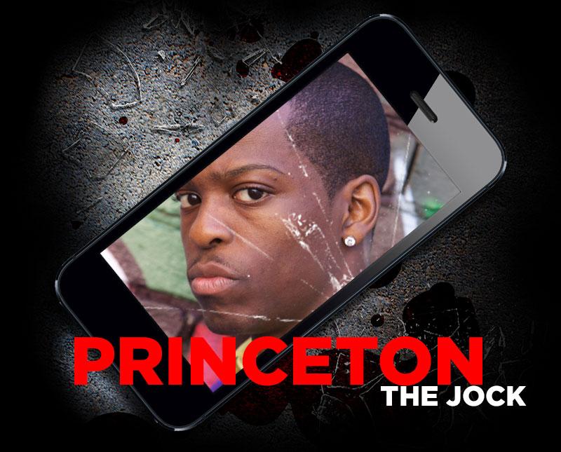 Princeton the Jock